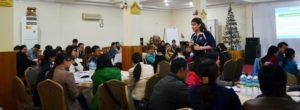 کارگاه آموزشی مدیریت استراتژیک، میانمار
